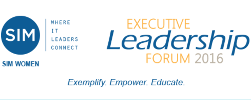 SIM Executive Leadership Forum 2016