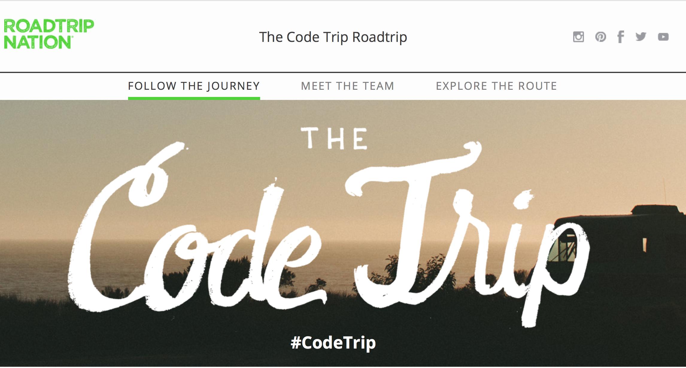 roadtripnation_codetrip